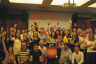 BNP Paribas - DrumShot® team building