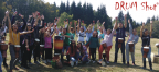 Mountain DrumShot® teambuilding for Angelini Pharma