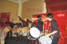 Special TAPAN performance for Fujitsu - Dec 10 2013