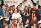 Christmas DrumShot® Party for Discordia 2015